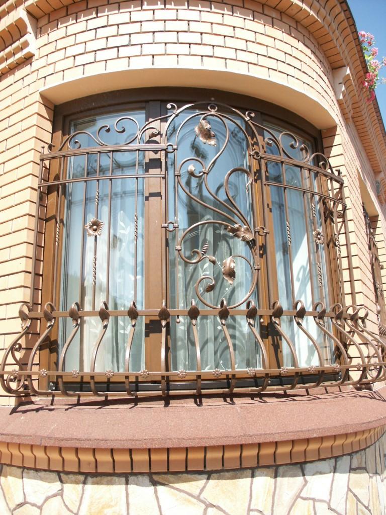 Решетки на окна Немешаево